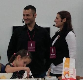 Jasmina and Zvonimir