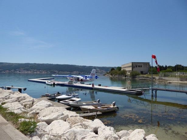 Seaplane near Split -  a breakthrough in travel connections
